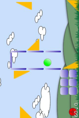Screenshot Bounce Z Ballz Free
